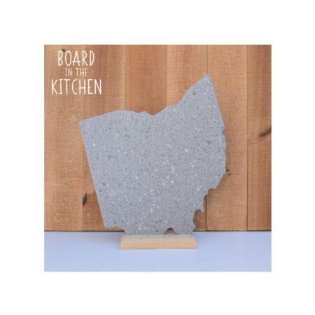 Ohio Cutting Board