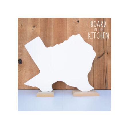 Texas Cutting Board