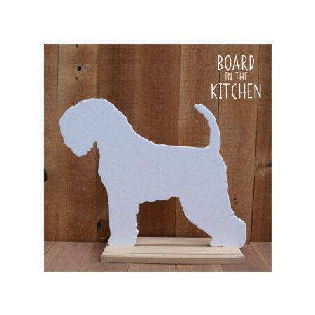 WHEATON Terrier cutting board
